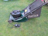 HAYTER HARRIER 41 24V BATTERY ELECTRIC