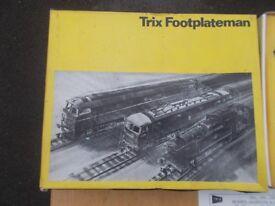 TRIX FOOTPLATEMAN 'BRITANNIA' LOCOMOTIVE CONSTUCTION KIT No.2111