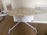 Iron and Ironing Board Perfect Condition!