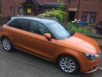 Audi A1 sport tdi 1.6 5 door£7199 No tax required