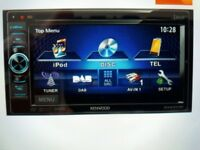 Kenwood DDX4025 DAB Car Stereo