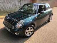 MINI Hatch 1.6 Cooper 3dr p/x considered 2009 (59 reg), Hatchback 75288 miles Manual 1598cc Petrol