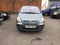 View more images Citroen Xsara Picasso 1.6 HDi Exclusive 5dr service history