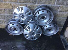 Boxer wheels