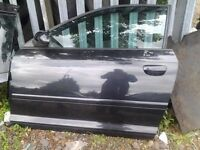 audi a3 mk2 3 dr black doors for sale call thanks