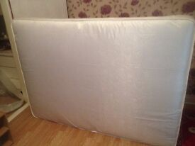 brand new double mattress, 4ft6, COLLECTION ONLY