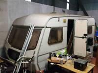Caravan camper project