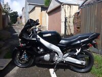 Yamaha 600 thundercat for sale
