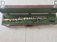 Second hand Weltklang Soprano Saxophone