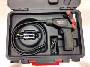 Caméra d'inspection RIDGID Micro CA-25 ***Parfaite Condition*** #F024846