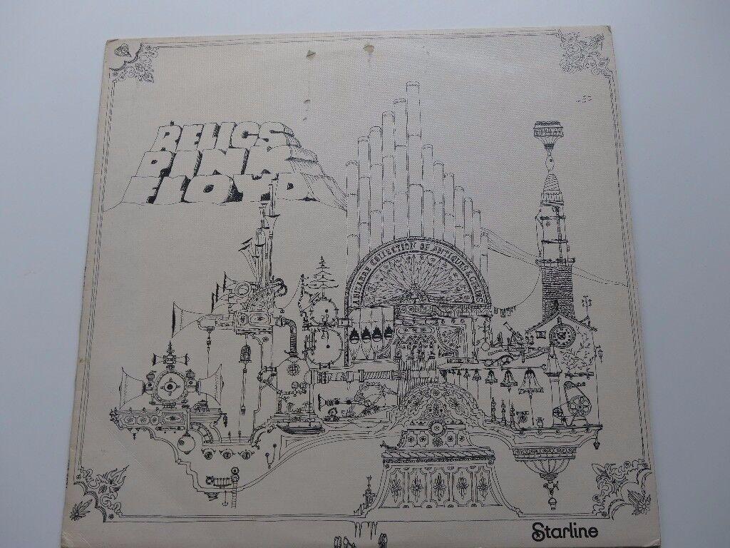 Vinyl LP Pink Floyd Relics album