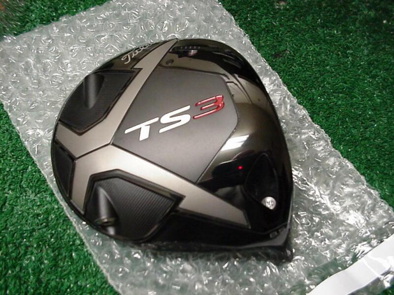 Brand New Titleist TS3 8.5 degree Driver Head & Screw