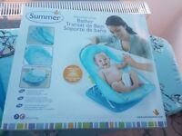 Summer Deluxe Baby Bather brand new