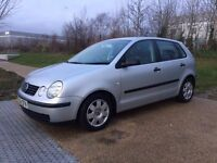 Volkswagen Polo 1.4 Twist 5dr HPI CLEAR+++MUST BE SEEN!!