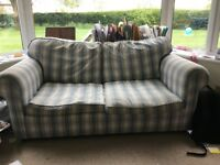 2 seats sofa bed