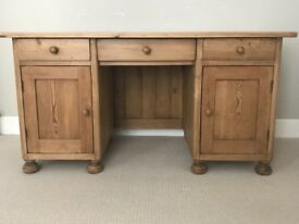 Antique desk, suitable for home ohffice