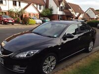 for sale MAZDA6 TS2 D 163,reg 2010,on clock 104k,full history,car in very good condition
