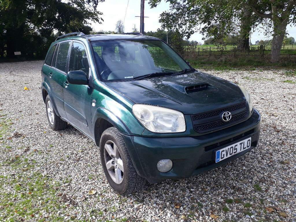 RAV4 Great Condition for Age 2005