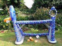Multi-sport Inflatable - great for kids!