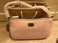 Michael Kors Pale Pink Bag New With Tags