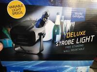 Deluxe strobe light