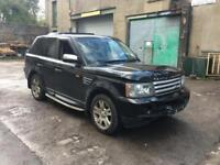 Range Rover sport 4.2 super charged spares or repair