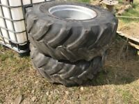 Tractor Tyres 420 (16.9) R24