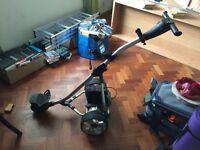 Electric Golf Trolley - Precision