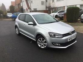 Volkswagen Polo 1.2 Match Edition 5dr cheap Insurince +1 owner +lady owner