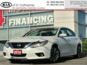 2016 Nissan Altima SV | Sold. Delivery Pending.