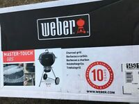 Brand New Webber Grill still in box