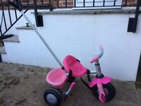 Mothercare child's trike