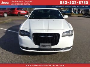 2017 Chrysler 300 S ALL WHEEL DRIVE!