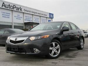 2013 Acura TSX Sunroof| Leather| Bluetooth