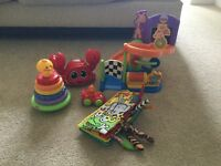 Baby Toddler Toys Bundle Fisher Price Little Tikes