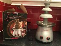 Russel Hobbs Temptations chocolate Fountain. As New