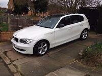 BMW 1 Series *White* *2.0* *Low Mileage*