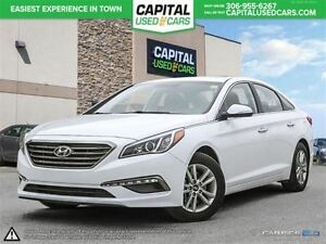 2016 Hyundai Sonata 2.4L GLS* Heated Seats/Str Wheel * Backup Ca