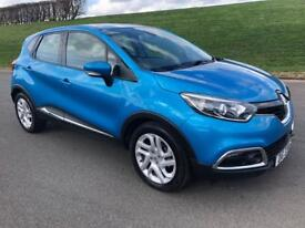 RENAULT CAPTUR 1.5 DYNAMIQUE MEDIANAV ENERGY DCI S/S 5d 90 BHP ONE OWNER, FULL DEALER HISTORY 2015