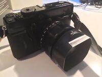 Fujifilm X-Pro 1 Mirrorless Digital Camera w/ 35mm F1.4 & 50-230mm F4.5-6.7 + Extras X Pro Fuji DSLR