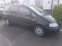Volkswagen Sharan Sl tdi 2003 7 seater for sale