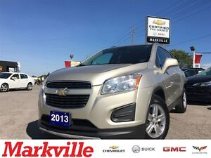 2013 Chevrolet Trax LT- TRADE IN - CERTIFIED PRE OWNED VEHICLE