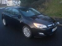 2011 Vauxhall Astra 1.4 top spec 5 door (not corsa golf leon a3 )