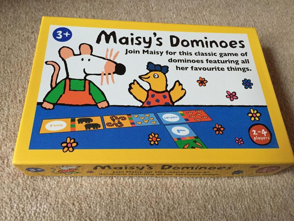 Maise Mouse dominoes