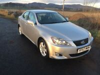 LEXUS IS 220D DIESEL SALOON