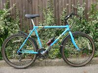 "Gents Town Bike Raleigh Montage 20"" Hybride"