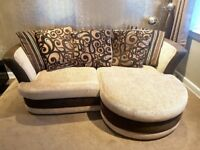 Dfs fabric sofa bed