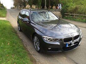 BMW 320d M Sport xDrive Touring – Auto