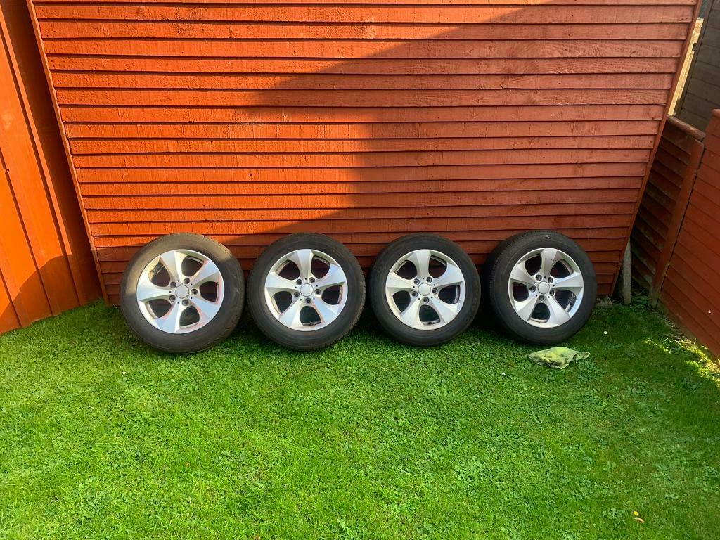 Bmw Alloy Wheels Traffic Vivaro In Lurgan County Armagh Gumtree