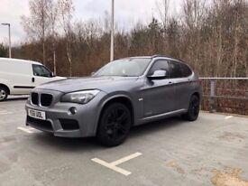 BMW X1 2.0 20d M Sport xDrive 5dr